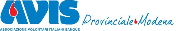 AVIS Provinciale Modena Logo
