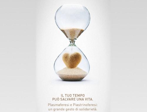 Il tuo tempo può salvare una vita