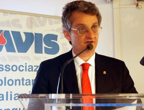Maurizio Pirazzoli è il nuovo presidente Avis regionale