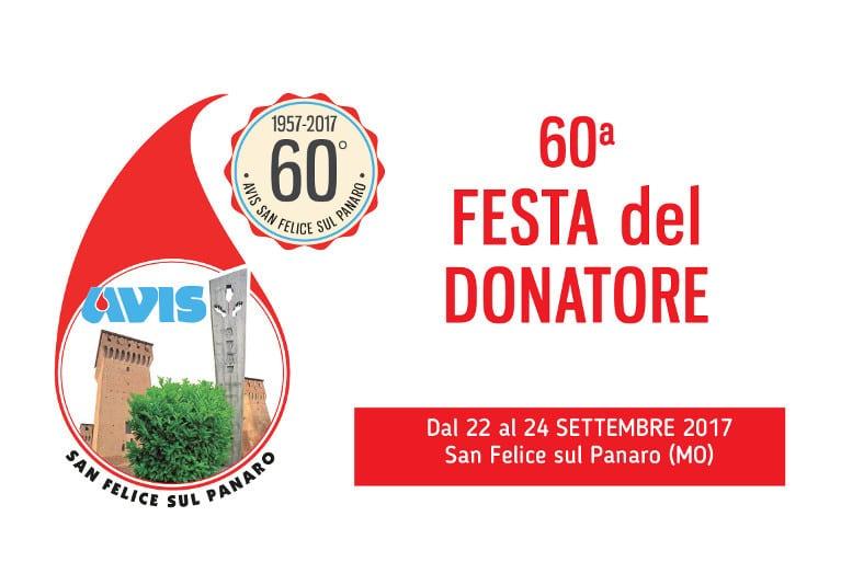 Avis San Felice festa del 60esimo di fondazione