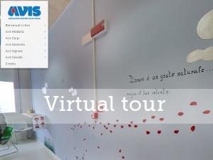 Virtual tour Avis Carpi