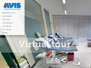 Virtual tour Avis Modena