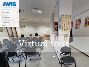 Virtual tour Avis Pavullo