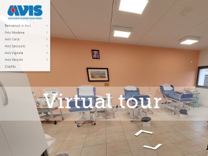 Virtual tour Avis Vignola