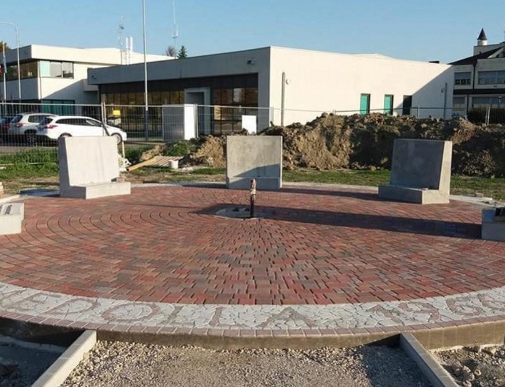 Medolla, al termine i lavori per il monumento Avis