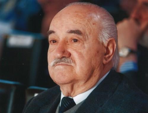 Il grande dolore dell'Avis modenese per la scomparsa di Giancarlo Martinelli