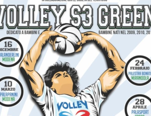 Torneo di Volley S3 Green