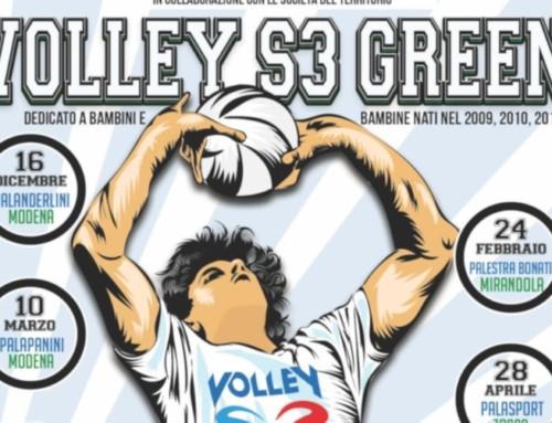 Torneo di Volley S3 Green