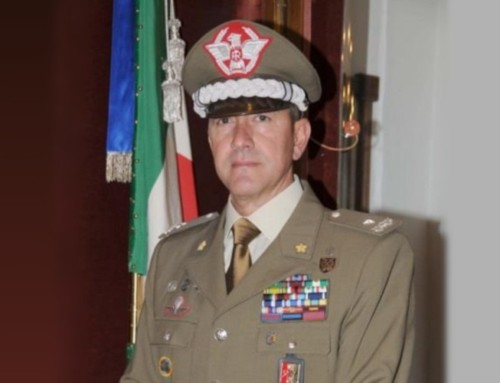 Messaggio augurale del Comandante dell'Accademia Militare di Modena a tutti i donatori