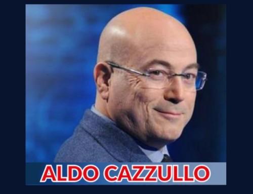"""Aldo Cazzullo agli """"Incontri con l'autore"""" di Avis Mirandola"""