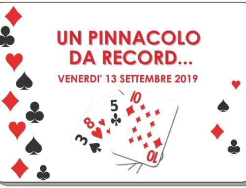 Un pinnacolo da record, sempre più record…!!