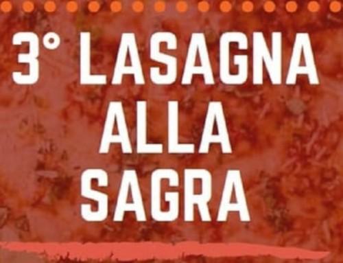 Lasagna alla Sagra 3° edizione