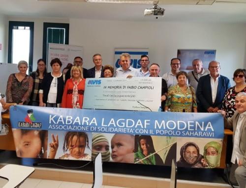 Una donazione per i medici Saharawi in memoria di Fabio Campioli