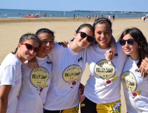 Volley Camp con la Scuola di Pallavolo Anderlini