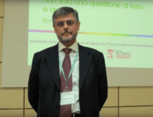 Raccolta sangue e plasma: bilanci e previsioni future con il direttore del Cns, Giancarlo Liumbruno