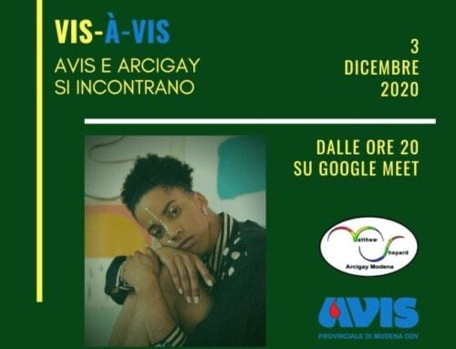 Vis a vis, Avis e Arcigay si incontrano