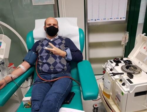 Plasma iperimmune anticovid, prime donazioni all'Avis
