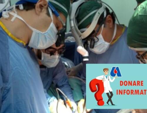Donare informati. Donazione di sangue e trapianto d'organi